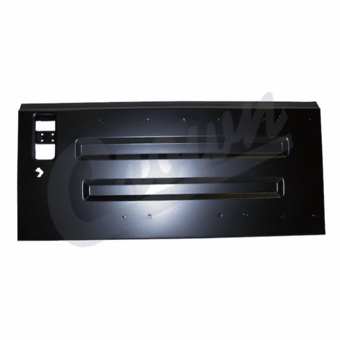 ( 55345787 ) Steel Tailgate for 1987-95 Jeep Wrangler YJ by Crown Automotive
