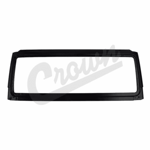 ( 55395014AB ) Windshield Frame for 2003-06 Jeep Wrangler TJ and Unlimited By Crown Automotive