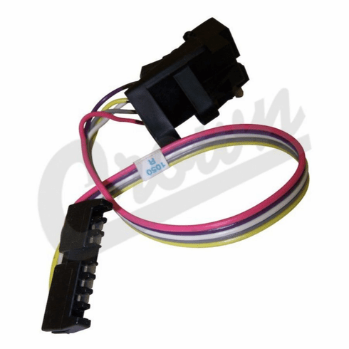 ( 56000031 ) Windshield Wiper Motor Switch, fits 1987-95 Jeep Wrangler YJ & 1984-94 Cherokee XJ without Intermittent Wipers & without Tilt Column  by Crown Automotive
