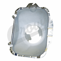 ( 56001278 ) Right Side Headlight Housing, fits 1987-95 Jeep Wrangler YJ 1984-95 Cherokee XJ by Crown Automotive
