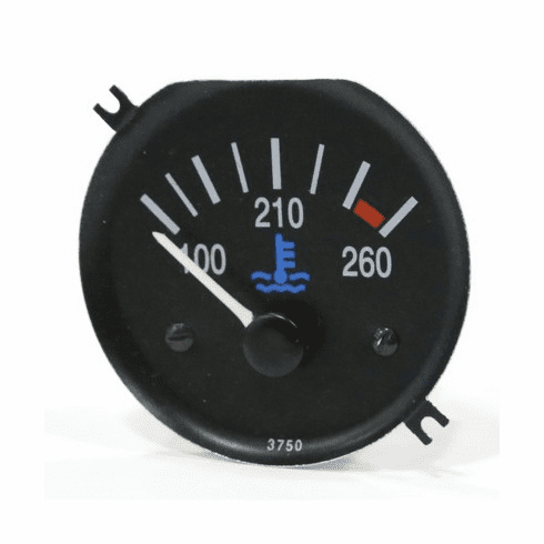 ( 56001387 )  Replacement Engine Temperature Gauge For 1987-1991 Jeep Wrangler YJ Model Years by Preferred Vendor