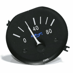 ( 56001389 )  Replacement Oil Pressure Gauge For 1987-1991 Jeep Wrangler YJ Model Years by Preferred Vendor