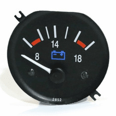 ( 56001390 )  Replacement Voltmeter Gauge For 1987-1991 Jeep Wrangler YJ Model Years by Preferred Vendor