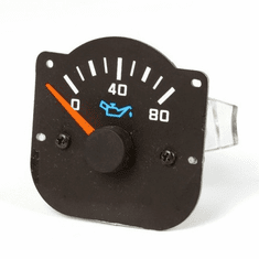 ( 56004880 )  Replacement Oil Pressure Gauge For 1992-1995 Jeep Wrangler YJ Model Years by Preferred Vendor