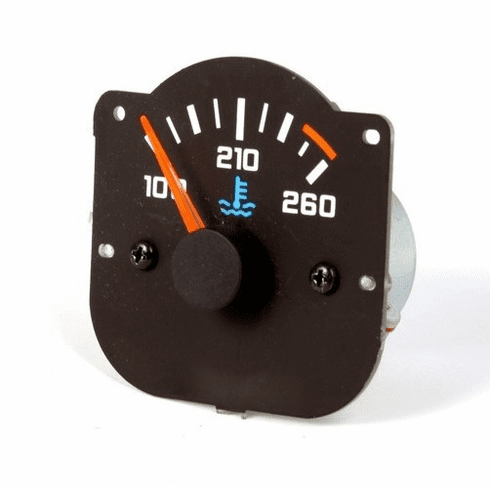 ( 56004881 ) Replacement Engine Temperature Gauge for 1992-1995 Jeep Wrangler YJ Model Years by Omix-Ada