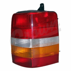 ( 56005110 ) Passenger Side Tail Lamp Assembly, fits 1993-98 Jeep Grand Cherokee ZJ by Crown Automotive