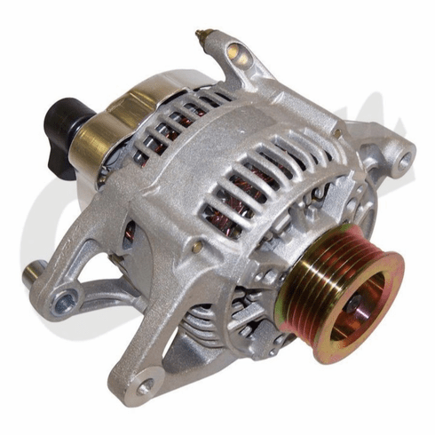 ( 56005685 ) Alternator for 1991-00 Jeep Wrangler YJ & TJ, 1991-98 Cherokee XJ, 1994 Grand Cherokee ZJ by Crown Automotive