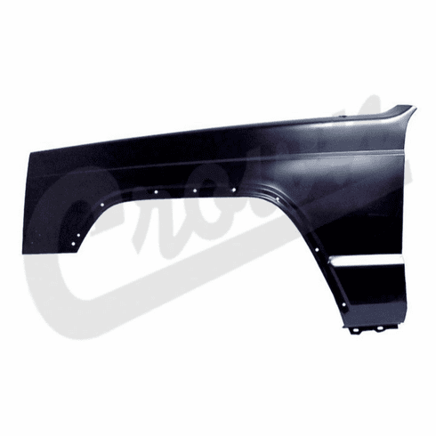 ( 56022321AA ) Front Fender for Driver Side 1997-01 Jeep Cherokee XJ By Crown Automotive