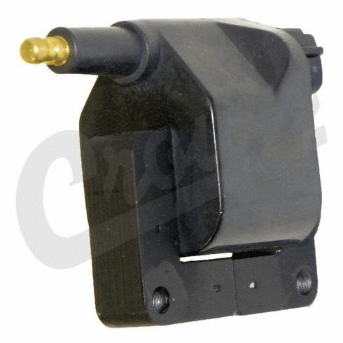 ( 56028172 ) Ignition Coil for 1998-02 Jeep with 2.5L Engine, 1999 with 4.0L Engine & 1998 with 5.2L or 5.9L Engines by Crown Automotive