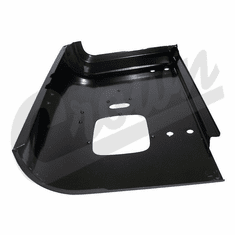( 5764220 )  Replacement Passenger Side Rear Corner Panel Section For 1976-1986 Jeep CJ7 Models by Preferred Vendor