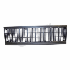( 5BL26KS7 ) Grill Panel Silver Color for 1991-93 Jeep Cherokee XJ By Crown Automotive