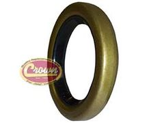 6) Front Bearing Retainer Seal, 1980-81 Jeep CJ with SR4 4 Speed Transmission
