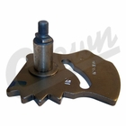 ( 4638844 ) Shift Selector for 1988-06 Jeep Wrangler YJ, TJ, 1988-01 Cherokee XJ, 1988-92 Grand Cherokee ZJ & Liberty KJ with Model NP231 Transfer Case by Crown Automotive