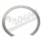 ( A-976 ) Snap Ring for Front Output Shaft Clutch Bearing, fits 1941-71 Jeep & Willys with Dana Spicer 18 Transfer Case  by Crown Automotive