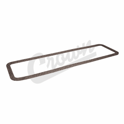 ( 630305 ) Tappet Cover Gasket for 1941-1971 Willys Jeep L-134 & F-134 4 Cylinder Engines by Crown Automotive