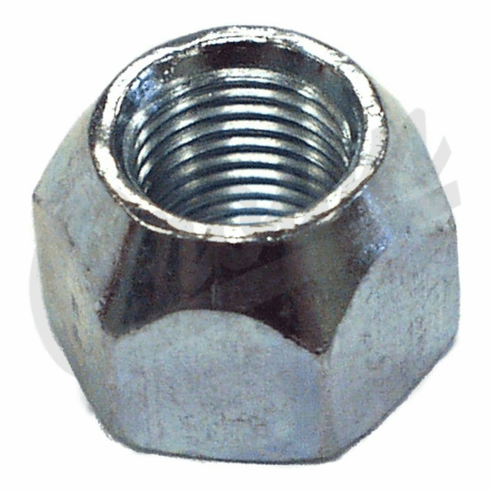 """( 635516 ) Lug Nut Right Hand Thread 13/16"""" Fits 1941-1971 Jeep and Willys Models by Crown Automotive"""