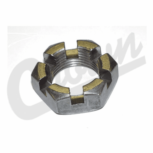 ( 636344 ) Axle Shaft Nut, Rear Axle Dana 41, 44, 53 with Tapered Axles by Crown Automotive