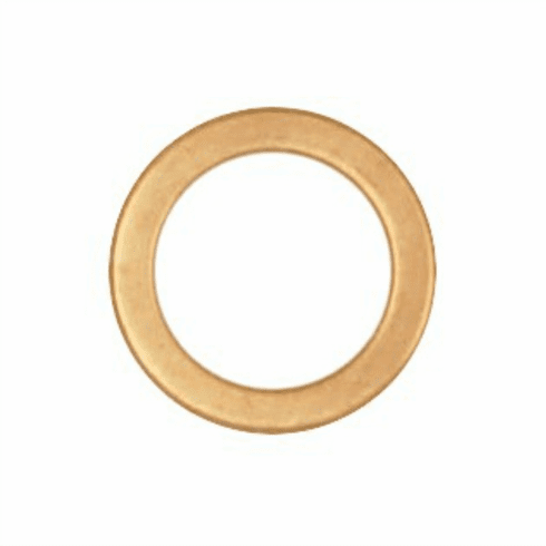 ( 637606 ) Small Washer, Between Outlet Fitting & Fitting Bolt Fits 1941-1971 Jeep & Willys    by Omix-Ada
