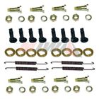"( 637900KIT ) Brake Hardware Kit for 1941-1953 Willys Jeep MB, GPW, CJ2A, CJ3A, M38 with 9"" Brakes by Preferred Vendor"