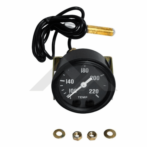 ( 640762 ) Replacement Temperature Gauge for 1941-1947 Willys Jeep MB, GPW, CJ2A Models by Omix-Ada