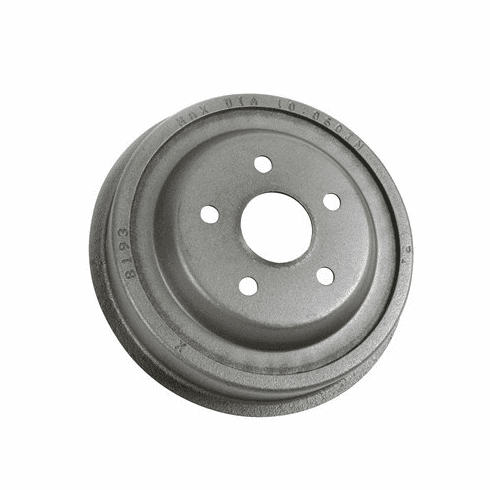 """( 641745 ) Brake Drum, Front or Rear, 10"""" x 1-3/4"""", 1946-1955 Station Wagon (2WD with Planar Suspension), 1948-1951 Jeepster by Omix-Ada"""