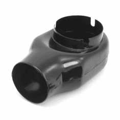( 641918 ) Air Cleaner Horn for 4-134 C.I. L-Head Engine, 1941-1953 Willys Jeep MB, GPW, CJ2A, CJ3A by Omix-Ada