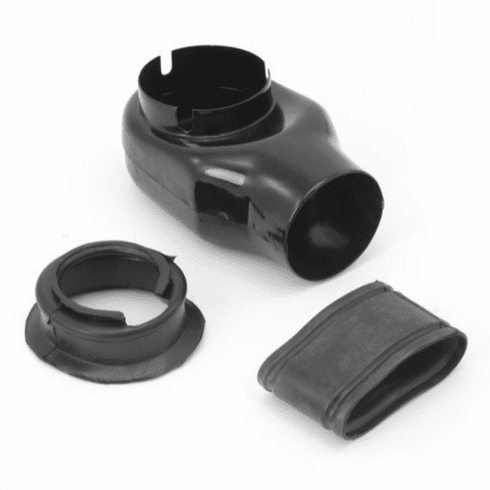 ( 641918K ) Air Cleaner Horn Kit, 1941-1953 Willys MB, CJ2A, CJ3A with the 4-134 Cubic Inch L-Head Engine by Omix-Ada
