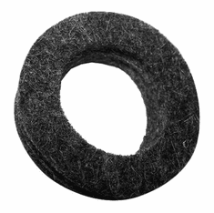( 645980 ) Front Transmission Felt Oil Seal Fits 1945-1971 Jeep & Willys with T-90 Transmission  by Crown Automotive