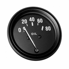 ( 647058 ) Oil Pressure Gauge, 1948-1956 Willys Jeep CJ2A, CJ3A and CJ3B Models by Omix-Ada