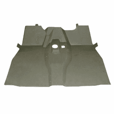 ( 671019 ) Front Floor with Under Braces, fits CJ2A, CJ3A, CJ3B and DJ3A models by Omix-Ada