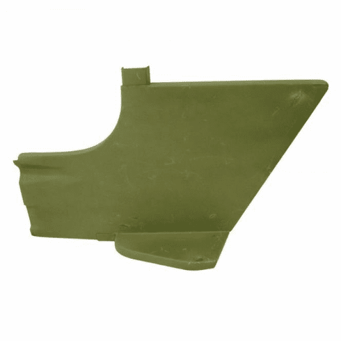 ( 671060-M38 ) Reproduction Right Side Cowl Panel with Step fits 1950-1952 Willys M38 by Omix-Ada