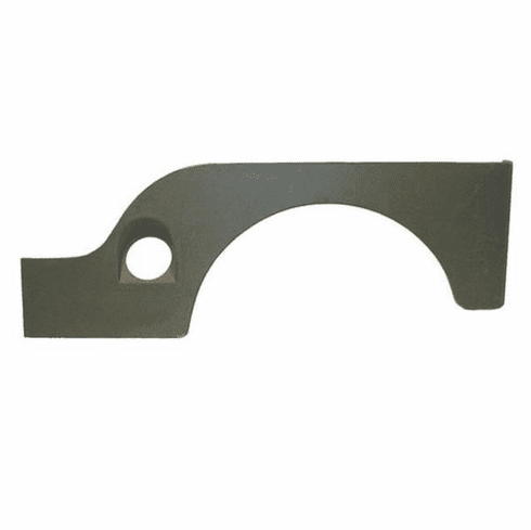 ( 671071-M38 ) Replacement Steel Left Side Quarter Panel fits 1950-1952 Willys M38 by Omix-Ada