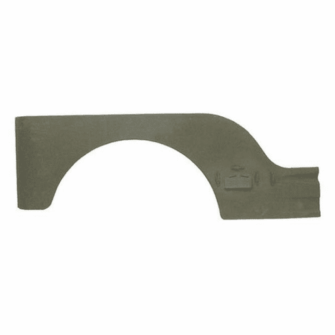 ( 671072-M38 ) Replacement Steel Right Side Quarter Panel fits 1950-1952 Willys M38 by Omix-Ada