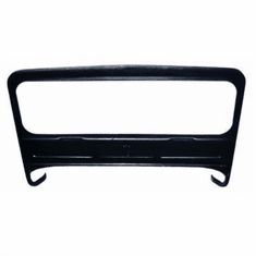 ( 673286-3A ) Replacement Windshield Frame for Willys CJ3A, Dispatcher DJ3A Models by Omix-Ada