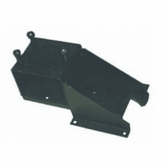 ( 673337 ) Reproduction Spare Tire Carrier fits 1950-1952 Jeep M38 by Omix-Ada