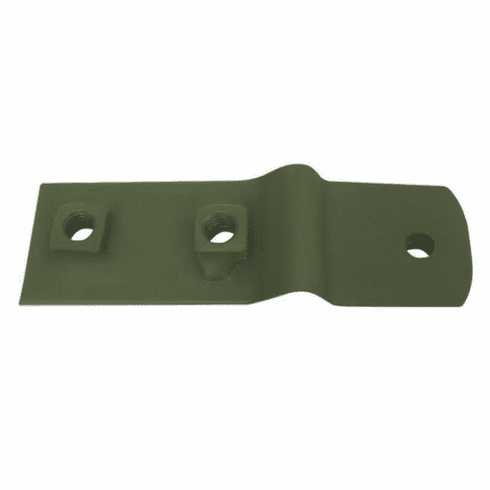 ( 673765 ) Reproduction Front Bracket Top Bow Storage fits 1950-1952 Willys M38 by Omix-Ada