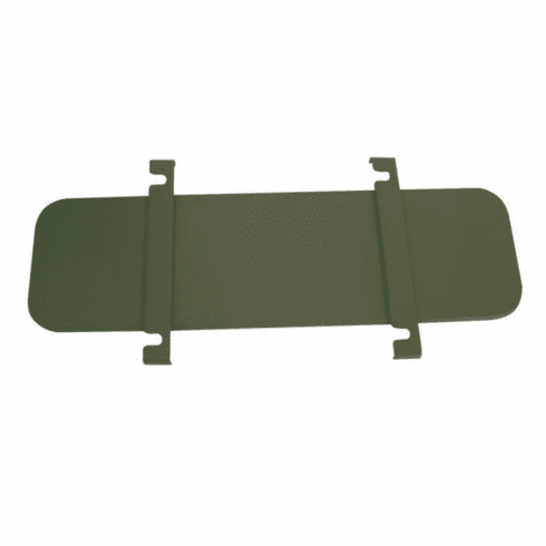 ( 674876 ) Ventilator Cover (Windshield Mounted), 1950-1952 M38 by Omix-Ada