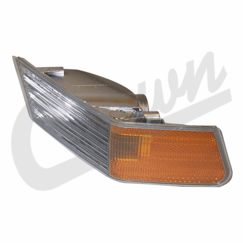 ( 68004180AB ) Right Side Park and Turn Signal Lamp, 2007-10 Jeep Patriot MK By Crown Automotive