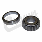 ( J8124052 ) Outer Pinion Bearing Set, Dana 30, 44 Axle, 1970-1975, 1986 Jeep CJ, 1984-2006 Wrangler, Cherokee XJ By Crown Automotive