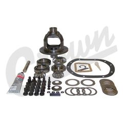 Standard Differential Case, Dana 30, 3.73 to 4.88 Ratio, 1990-2006 Wrangler, 1990-2001 Cherokee XJ