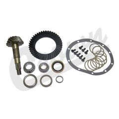 ( 7072441X ) 3.07 Ratio Ring & Pinion Kit for 1987-01 Jeep Wrangler YJ & TJ & 1987-01 Cherokee XJ with Dana 35 Rear Axle by Crown Automotive