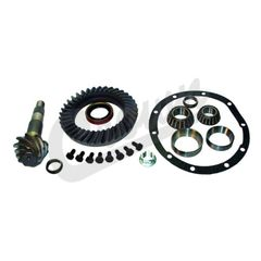 ( 7072444X ) 4.11 Ratio Ring & Pinion Kit for 1987-06 Jeep Wrangler YJ & TJ & 1986-96 Cherokee XJ with Dana 35 Rear Axle by Crown Automotive