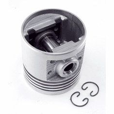 ( 732124 ) Engine Piston, .040 Over, 6-226ci Engine, 1954-1964 Willys Pickup & Station Wagon. by Omix-Ada
