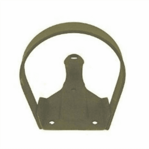 ( 7372820 ) Bracket, Blackout Light, Willys 1950-1952 M38, Left or Right by Omix-Ada