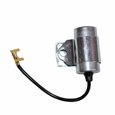 ( 7374881 ) Distributor Condensor for Autolite 24 Volt Waterproof Distributors, Fits Willys Jeep M38, M38A1 by Preferred Vendor