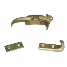 ( 7375312 ) Windshield Latch, Interior, 1950-1952 M38, Left or Right, 2 Required by Omix-Ada