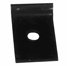 ( 7697510 ) Reproduction Rear Seat Pivot Retainer fits 1950-1952 Willys M38 by Omix-Ada