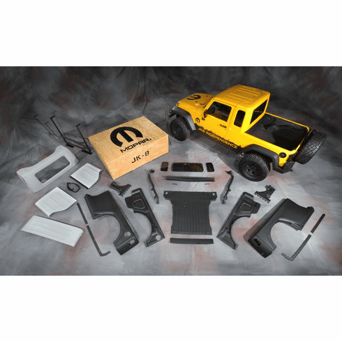 ( 77070049 )  JK8 Independence Pickup Truck Conversion Kit, Mopar, Jeep Wrangler JK 4-Door 2007-2012 by Preferred Vendor