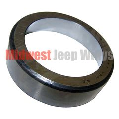 8) Inner Pinion Bearing Cup ( HM88610 ) Fits 1966-71 Jeep & Willys w/ Dana 27 Front