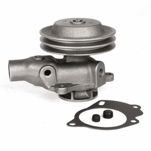 ( 800002 ) Water Pump with Double Groove Pulley, 1950-1952 Willys M38, 1952-1966 Willys M38A1 by Omix-Ada